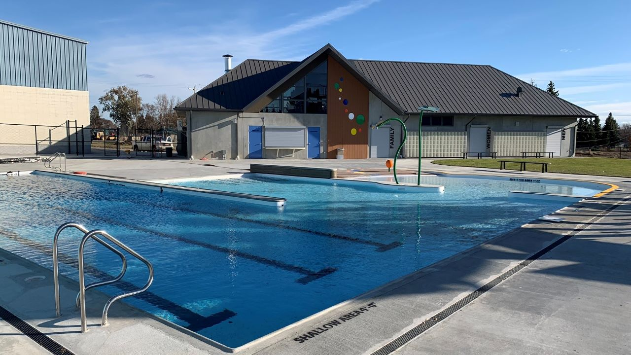 <div id=slideshow_title>Are you ready for Summer??</div> <br>The Cor Van Raay & Community Aquatic Centre is scheduled to open July 31st. Come check out the new 55m waterslide and spray pad. Click the photo for more information including the schedule.