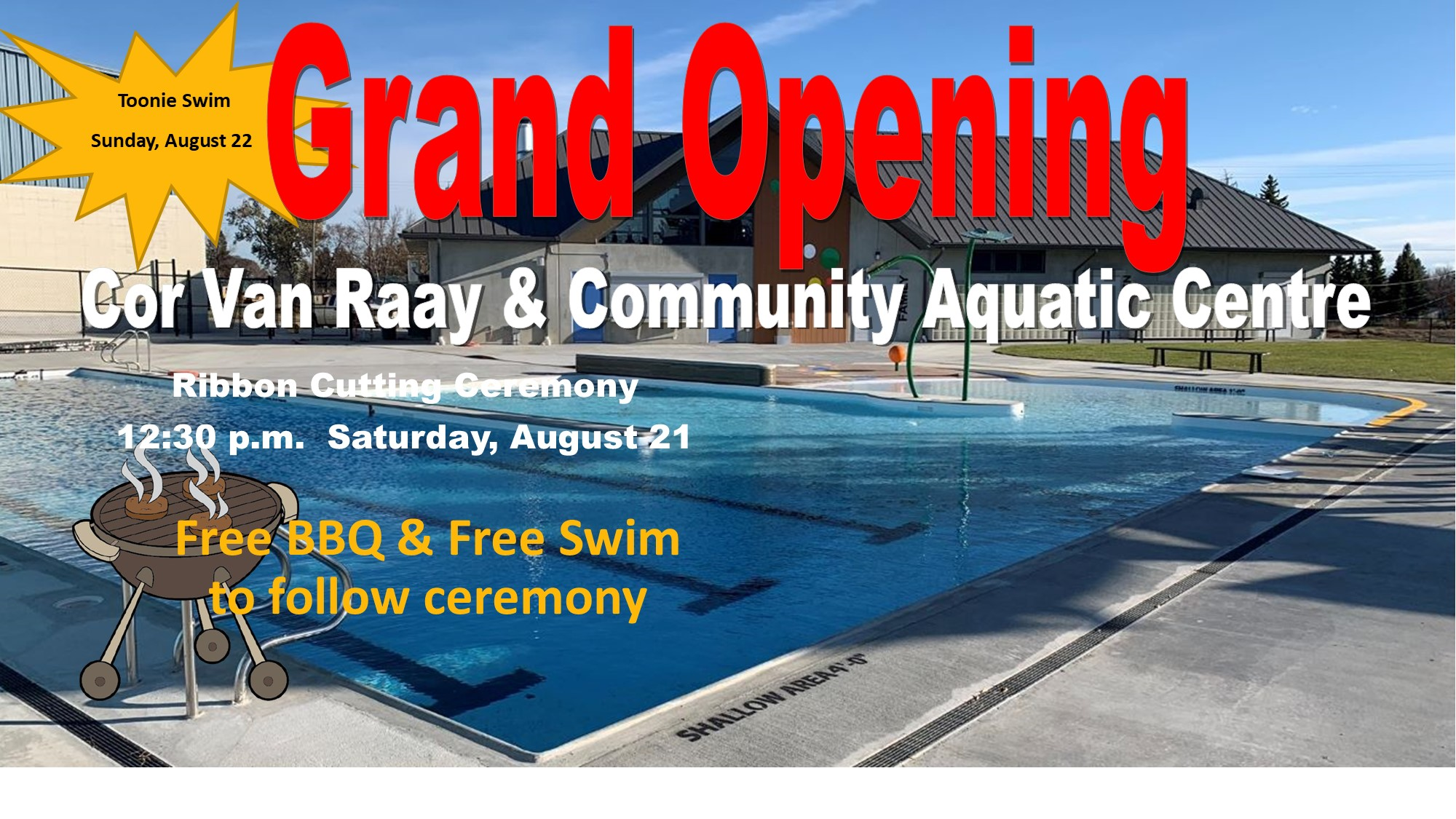 <div id=slideshow_title>Pool Opening June 21st</div> <br>Click for more information of the pool opening and the tentative schedule. Please note that the schedule can change with the lifting of provincial restrictions.